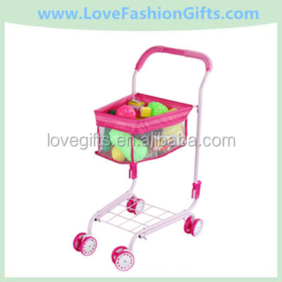 Children's Educational Toys Strollers Shopping Toddler Carts