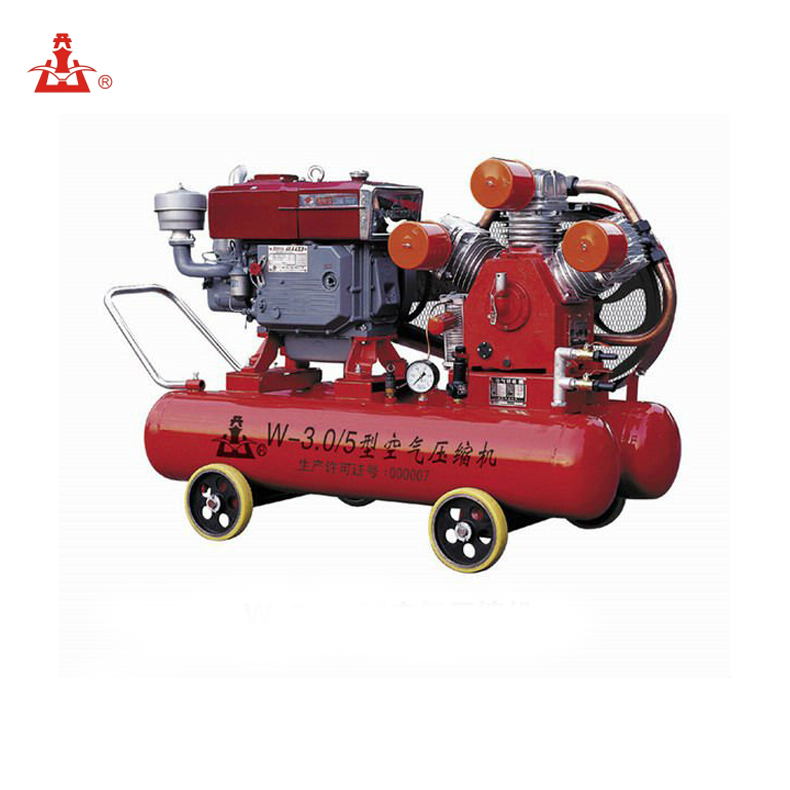 Big red best-selling engine ring piston air compressor machines