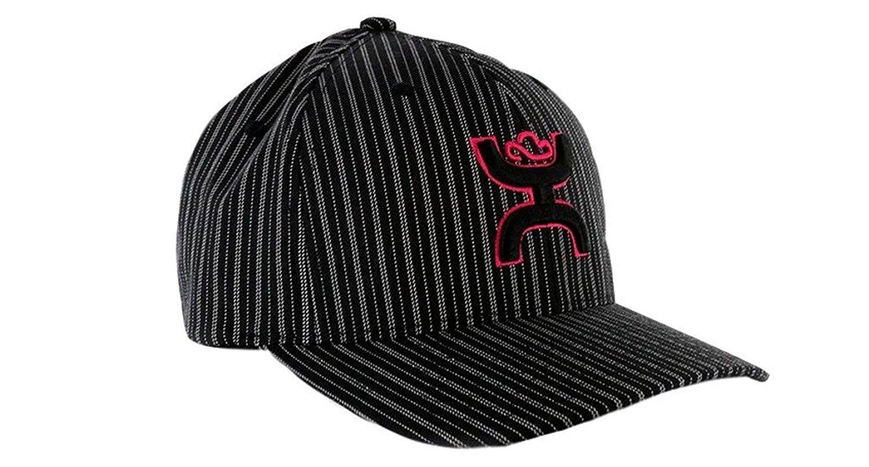 0cb1ec0f6f4 Buy Hooey Black Pinstripe TOUGH ENOUGH TO WEAR PINK Breast Cancer ...