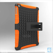 For ipad air hard case, For ipad air case plastic, 2 in 1 Robot Silicone PC case for iPad air P-iPAD5HCSO001