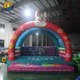 Fast supplier inflatable Games outdoor castle playground used commercial cheap big bounce houses with EN 14960 for sale