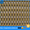 The Best Seller Decorative Perforated Metal Mesh Decoration Chain Mesh Curtain