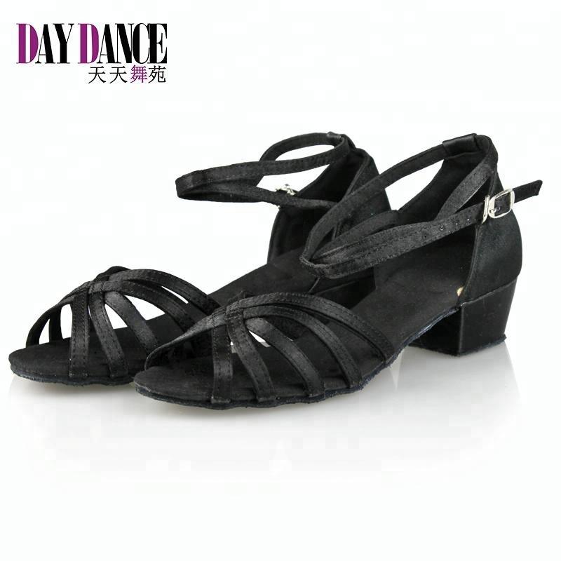 Color : A5, Size : 35 Classic 5 Belt Knots Childrens Latin Dance Shoes Dance White Shoes