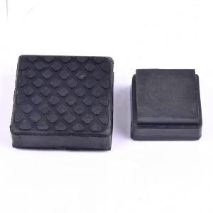 Custom Made Anti Skid EPDM NBR Silicone Square Rubber Block