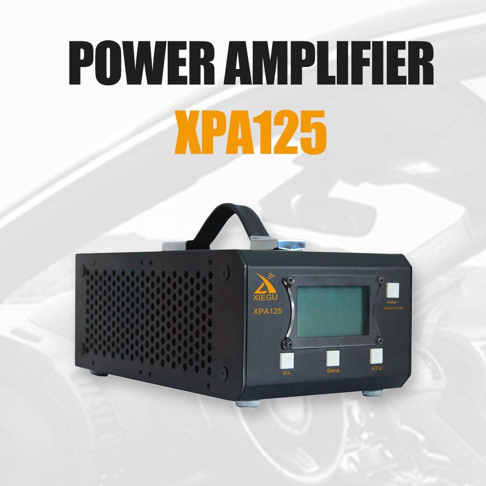 25W MFJ-9232 HF QRP Mini Loop Antenna Tuner