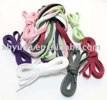 Oval Polyester Shoelaces