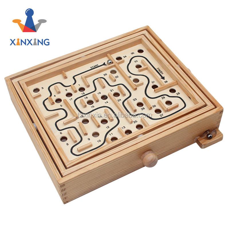 Finden Sie Hohe Qualität Holz-labyrinth-spiel Hersteller und Holz ...