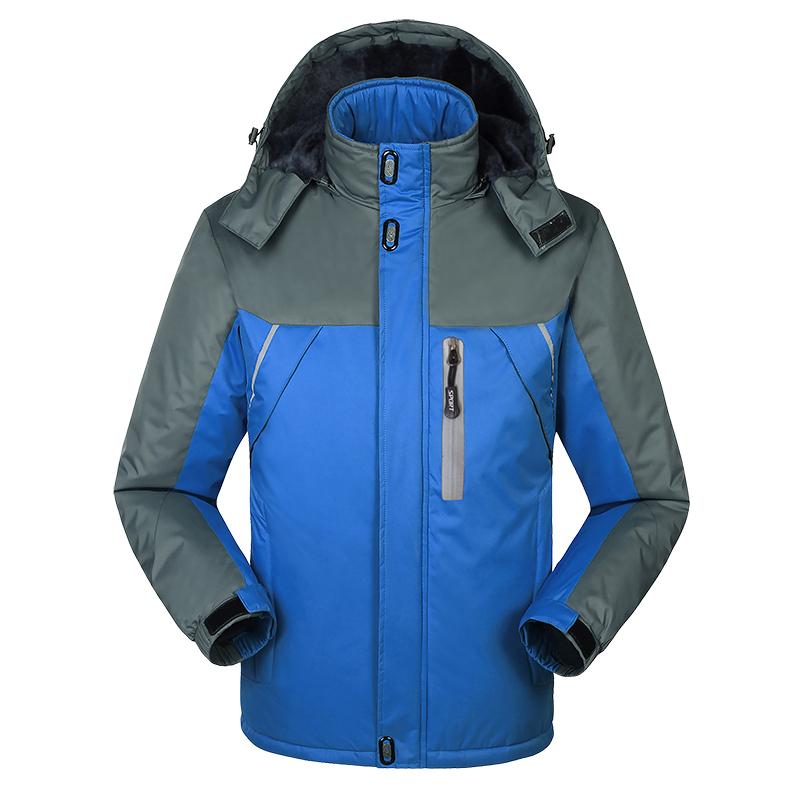 nuevos hombres de calidad superior chaquetas trmicas senderismo montaismo viajes de ocio al aire libre