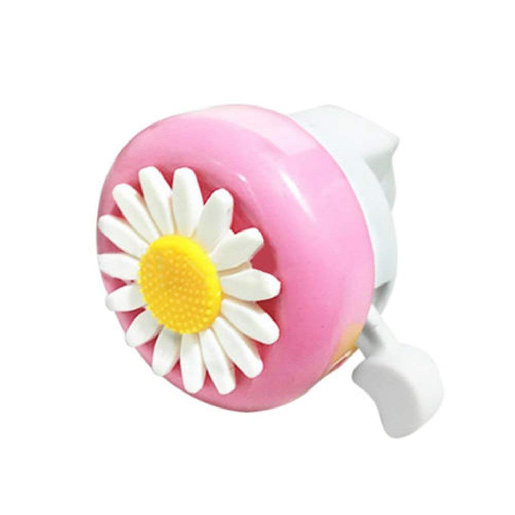 Get Quotations Yvonne Kids Car Bicycle Bell Funny Horns Daisy Flower Nontoxic Children Bike