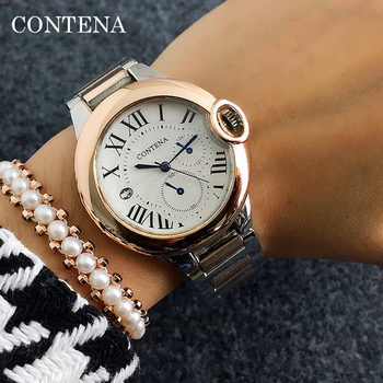 French Luxury Style Top 10 Wrist Watch Brands Women Watches