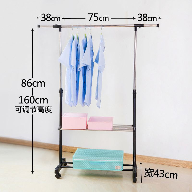 New coming top quality pet liftable clothes drying rack for wholesale