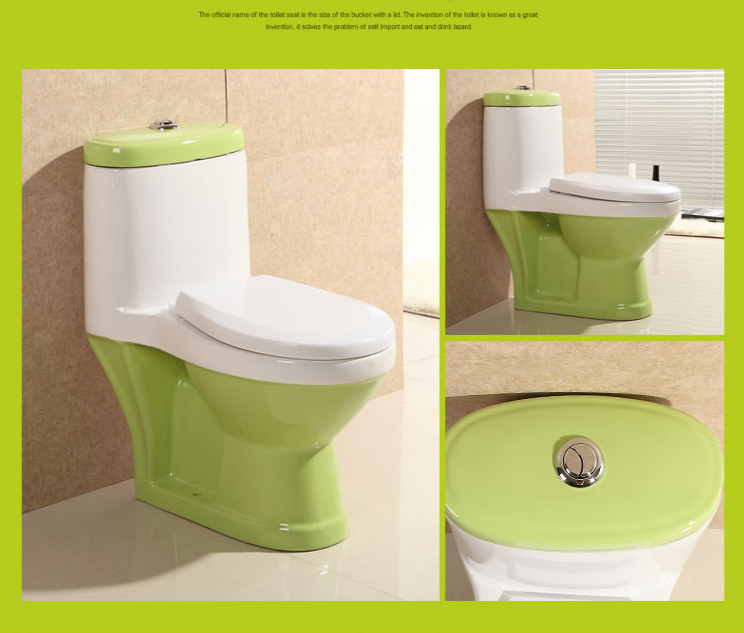 Colored Toilets. Gold With Colored Toilets. Bemis Round Toilet Seat ...