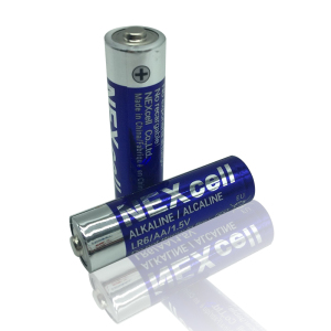 LR6 1.5V ultra alkaline AA size primary dry battery