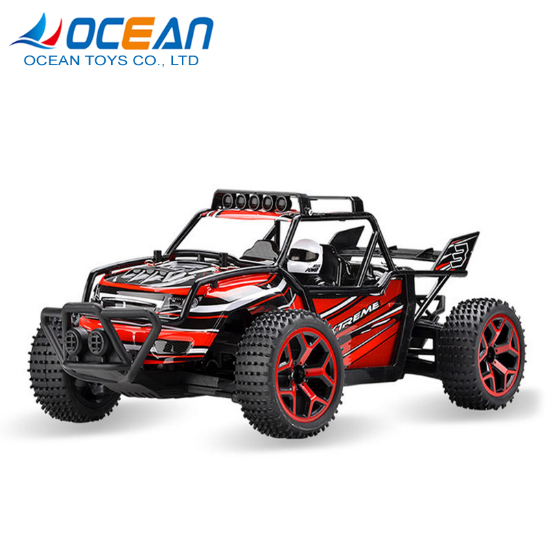 20KM/H high speed cross country toy remote control car for kid gifts