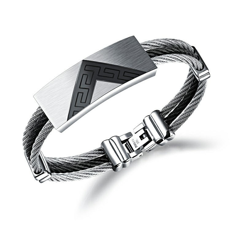 a518af3a0c10 Marlary nueva llegada venta al por mayor de joyería de alta calidad 316L de  Cable de