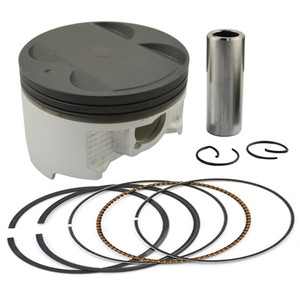 Motorcycle Alumin Engine Parts STD +25 +50 +75 +100 Cylinder Bore Size 83mm ~ 84mm Piston kits & Rings For YAMAHA YP400