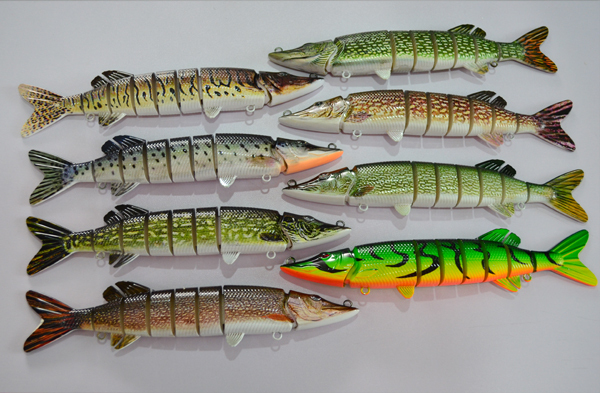 8inch,65 g hard plastic fishing lures cheap musky lures - buy, Fishing Bait