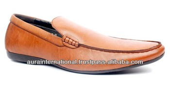 8abf748f39f8 Mens Semi Formal Leather Shoes - Brown - Buy Brown Leather Men ...
