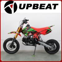 Upbeat brand high quality 50cc/70cc/90cc/110cc mini dirt bike cheap kids pit bike