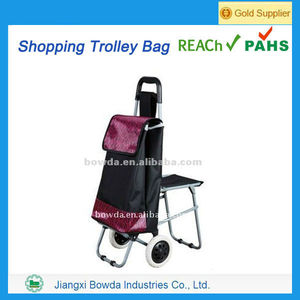 Best selling portable shopping trolley price