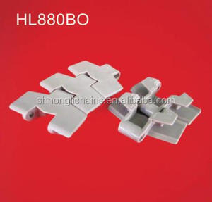HL880BO-K450 plastic drag conveyor chain