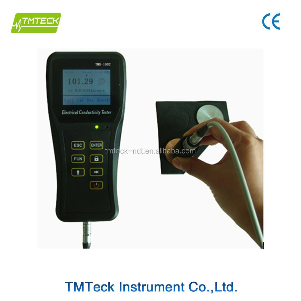 Digital Portable Electrical Conductivity Meter Metal Detector Eddy ...