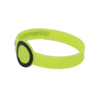 Silicone Rubber Bracelet Glow In The Dark