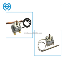 China mechanical heat press thermostat with certification