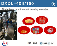 Automatic honey sachet packing machine/honey sachet fomring filling sealing machine