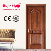 China made modern solid wood exterior door