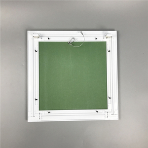 Aluminum access panel knauf with gypsum board for ceiling or drywall