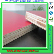 construction metal formwork Chinese laminate plywood