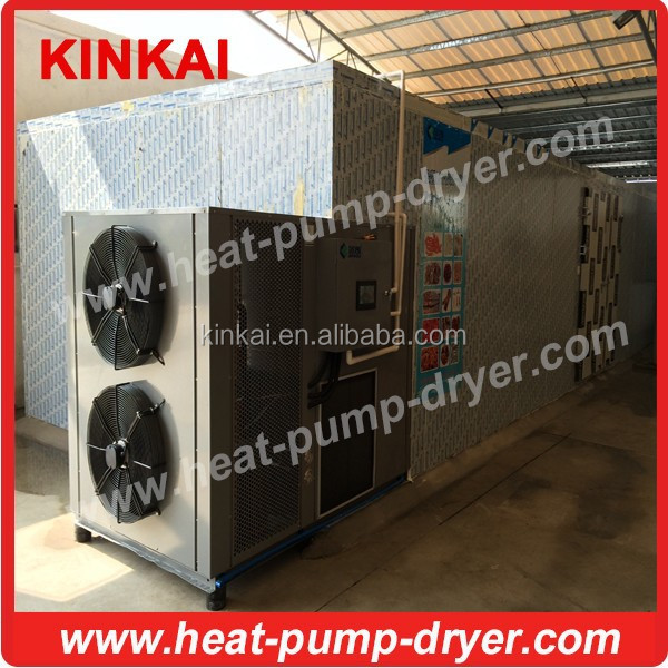 Domestic Monobloc Type fruit and vegetable heat pump dryer