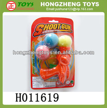 Groothandel china 2014 Nieuwe product speelgoed <span class=keywords><strong>pistool</strong></span> <span class=keywords><strong>Spons</strong></span> bal <span class=keywords><strong>pistool</strong></span> voor kinderen hot koop outdoor <span class=keywords><strong>pistool</strong></span> speelgoed voor verkoop H011619