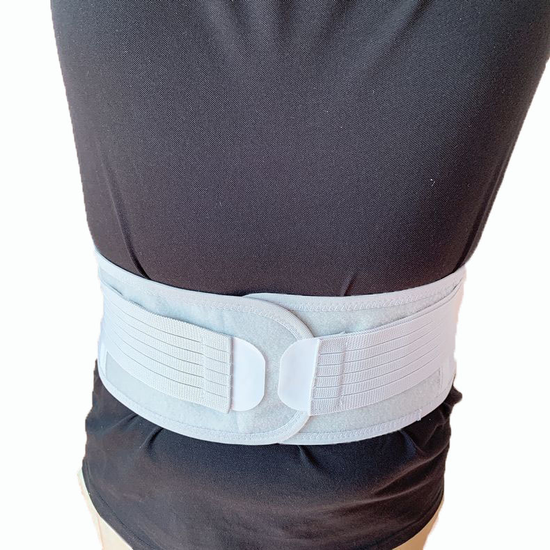 cotton stretch fabric magnetic waist support for compressive fracture