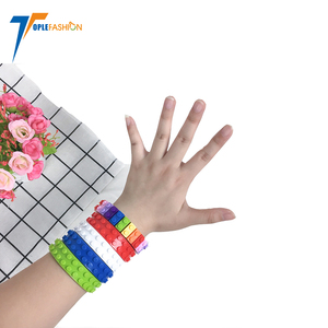 food grade nontoxic self-adhesive silicone legos building block tape for building brick base