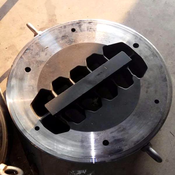 aluminum extruded hot die