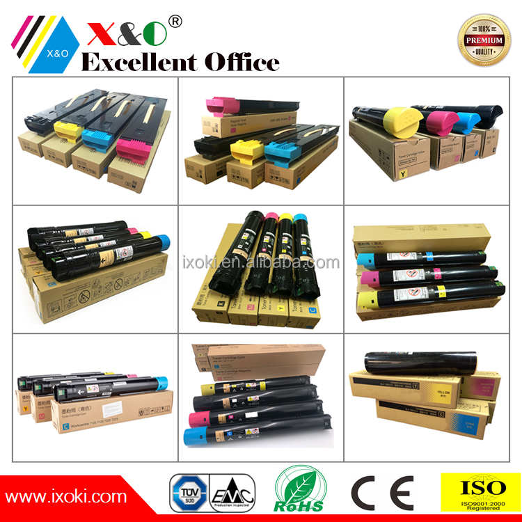 ali expres china gold supplier wholesale premium laser toner cartridge for xerox 250 550 700 3610 7535 78007855 3260 3330 3325