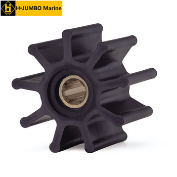 marine water pump impellers replace Nikkiso F25SBC and CEF 500120