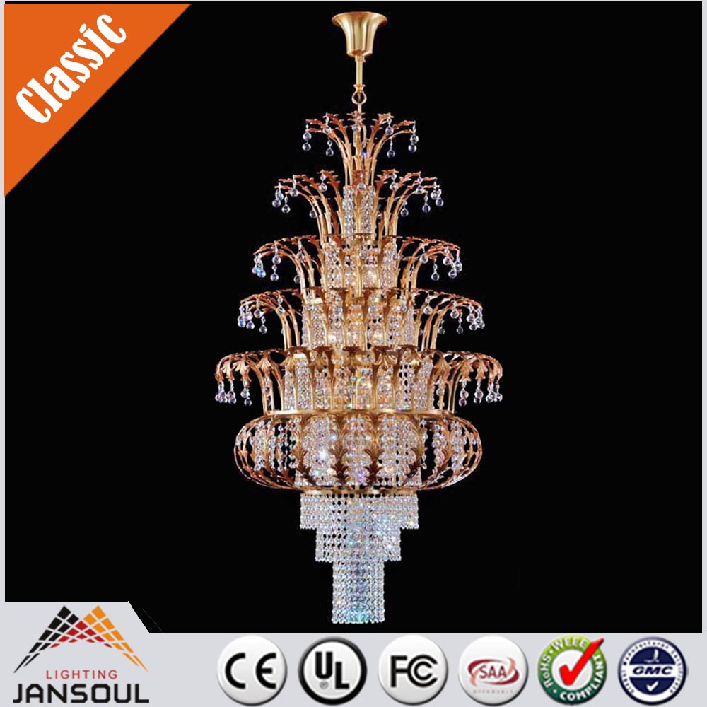 new hot sale medieval luxury crystal chandeliers