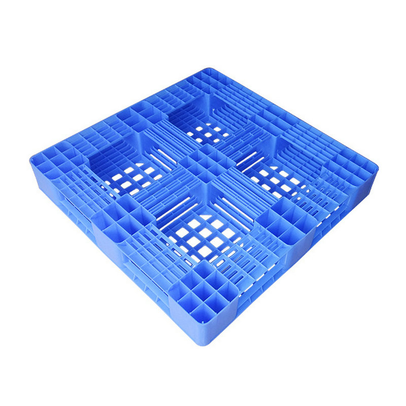 1200 x 1000 Heavy Duty Warehouse Forklift  Stackable Rack Pallets for Cold Racking Heavy Duty Plastic HDPE Logistic PalletStorag