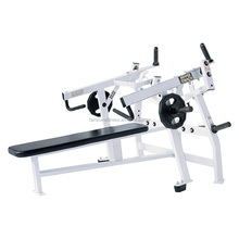 Martelo novo design de equipamento de <span class=keywords><strong>fitness</strong></span> Iso-Lateral Horizontal Bench Press