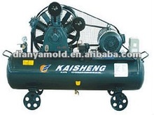 Air compressor for blow molding machine