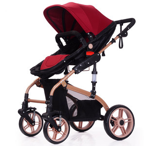 hot sale EVA wheels baby jogger stroller / 360 degree wheels baby carriage 2 in 1 / junior baby stroller