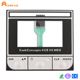 Circuit board autotex PET or lexan PC front panel led membrane switch with 3M back adhesive