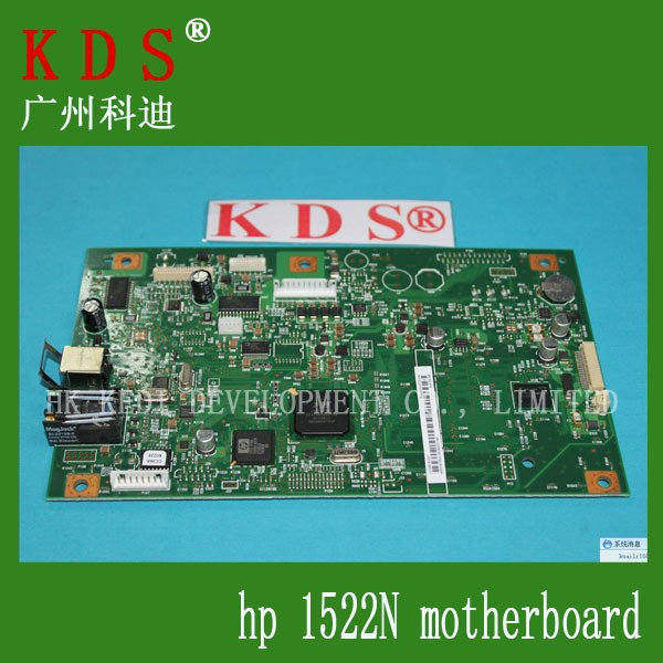 CC368-60001 Plotter Parts Formatter Board for HP laserjet M1522N Printer Part Motherboard