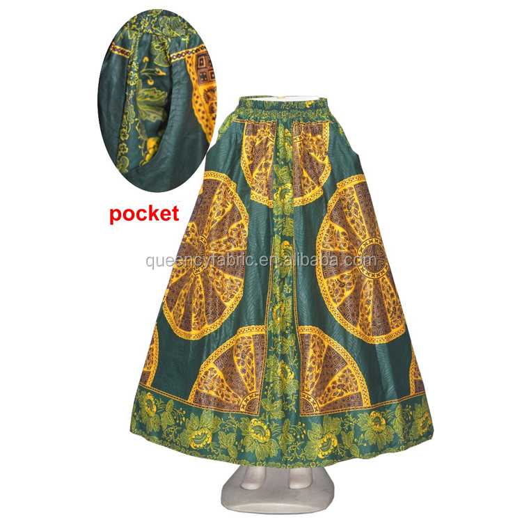 84e238754a3 Queency African Factory Price Plus Size Ankara Styles Stars Print African  Traditional Party Long Dresses and