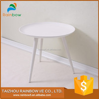 Top Quality end wood side cheap tea table