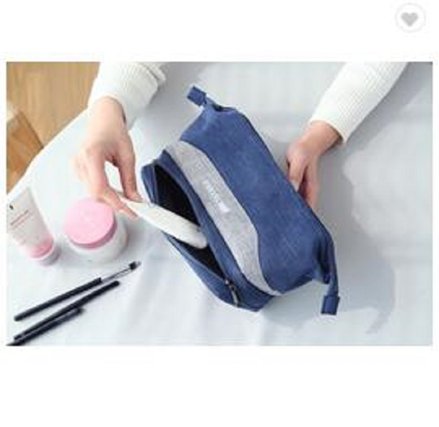 Outdoor Organizer Makeup Bag Cosmetic bag Toiletry Organizer Bag For Traveling