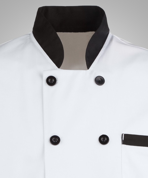 Custom modern restaurant uniforms restaurant uniform shirt